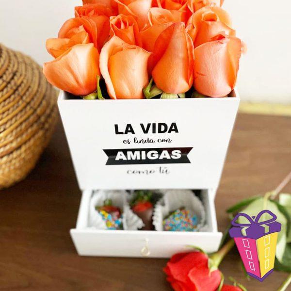 Caja cajón Ecuador